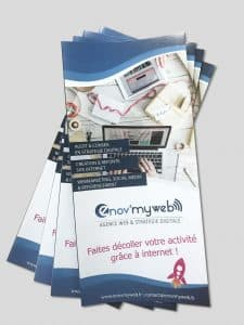 FLYERS DE PRESENTATION DISPONIBLES !